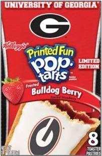 Georgia Pop Tarts... um WHAT?! @AshleyEvans