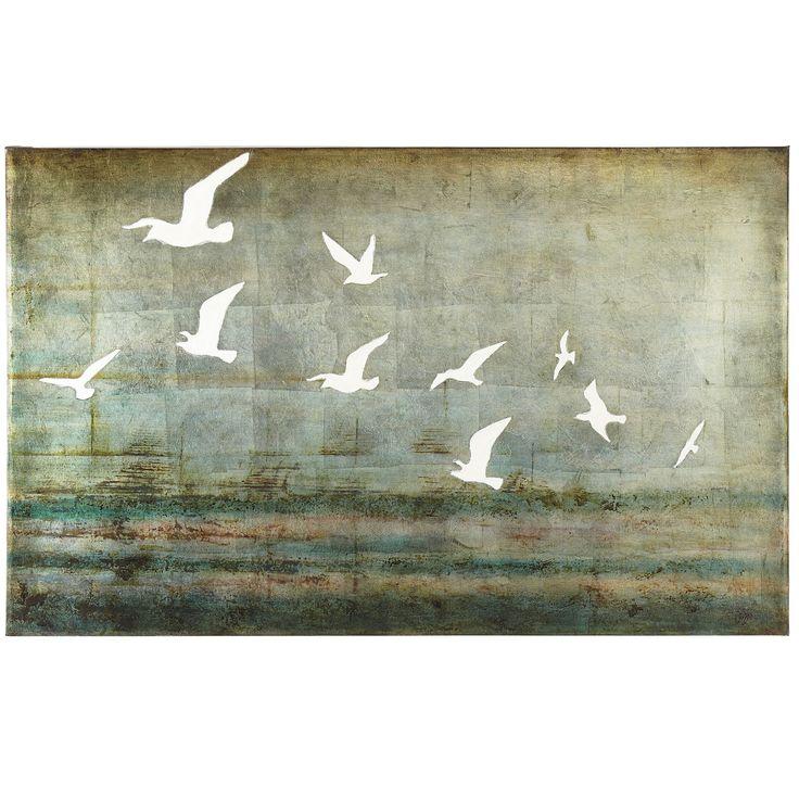 Birds in Flight Art   Pier 1 Imports