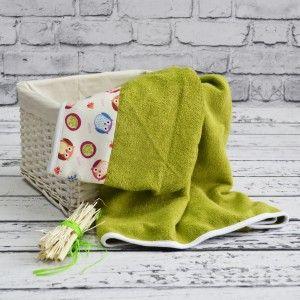 ręcznik z kapturkiem - Fluffy Owls