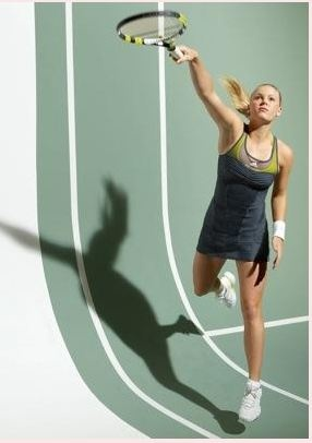 Cool sport fashion photo