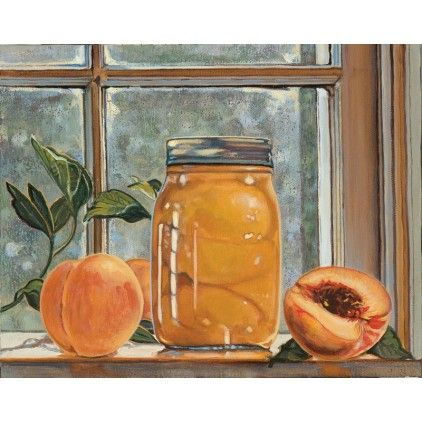 Fruit And Vegetable   Bonnie Mohr Studio Cow Farm Rural Americana Limited  Edition Art Prints Giclees