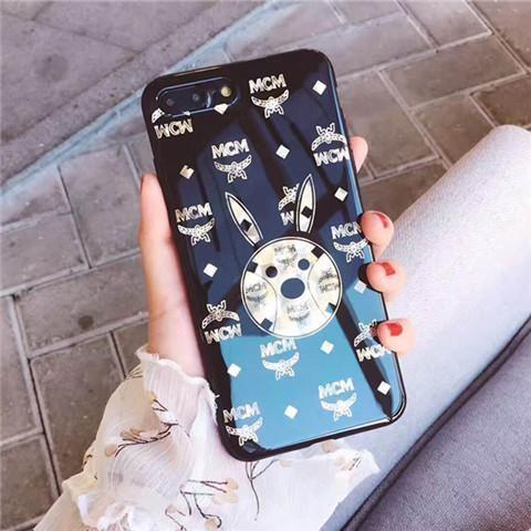 エムシーエム iPhone8 ケース オシャレ mcm ジバンシー アクリル製 givenchy セレブ愛用 アイフォン8 カバー iphone7s/7/7plus アイフォン6/6プラス