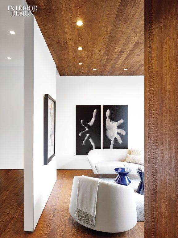 Paul Raff Studio Architects Creates a Phenomenal Sensory Experience for a  Home in Toronto. Interior Design MagazineArchitecture ...