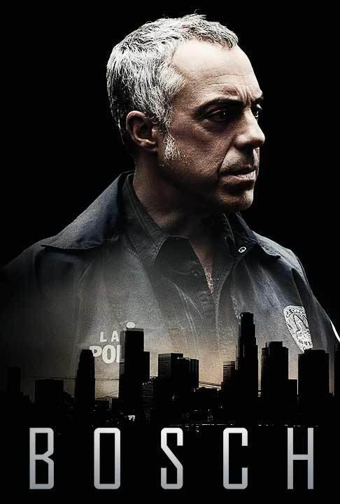 Titus Welliver as Bosch. They found the perfect actor to play this character.