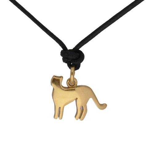 "Dodo by Pomellato: Panther Charm "" I am proud of you"" www.dresscodebygita.com"
