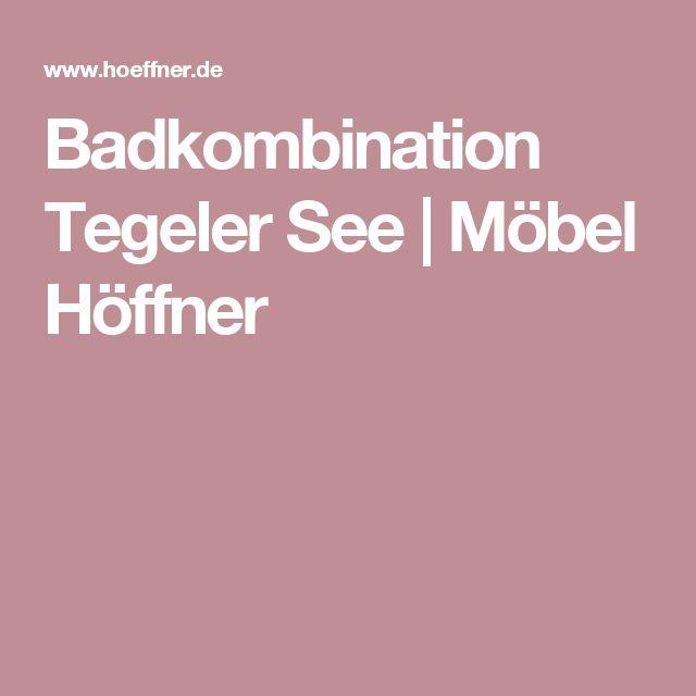 Nice Badkombination Tegeler See