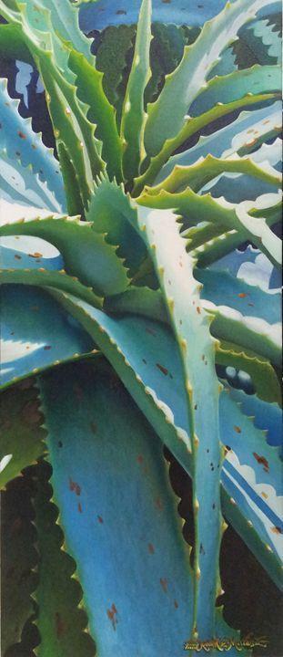 Aloevera- Savila - Robert C. Murray II