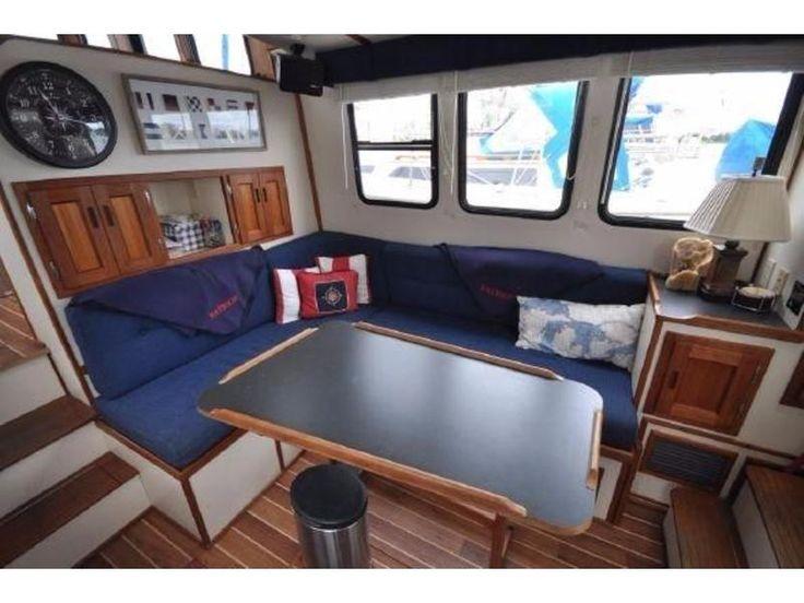 2000 Nordic Tugs Nordic Tugs 32 powerboat for sale in Michigan