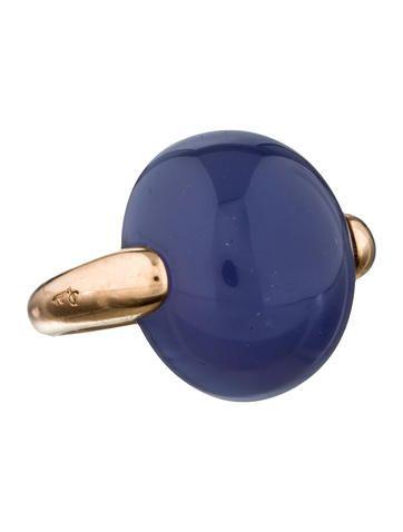 Pomellato Luna Chalcedony Ring