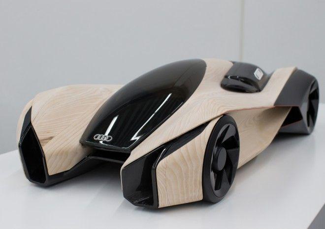 Design University Audi http://futuristicnews.com/category/future-transportation/]