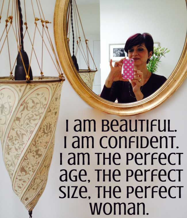 Struggling with feeling confident as a woman? Here's 50 affirmations that will change the way you feel: http://www.prolificliving.com/women-positive-affirmations/