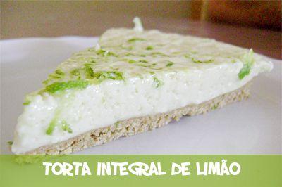 Torta mousse de limão e abacate com massa integral  #receitas #vegans #recipes #veganrecipes #veganfood #culinária #gastronomia