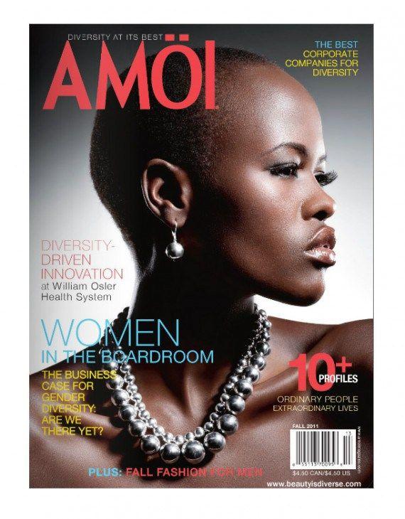 Editorial for Amoi Magazine  Editor: Chioma  Photography: David Wile  Model: Naro Makeup/Hair: Natalia Zurawska  Styling: Marcus Tripp