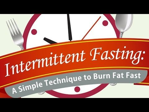Intermittent fasting?