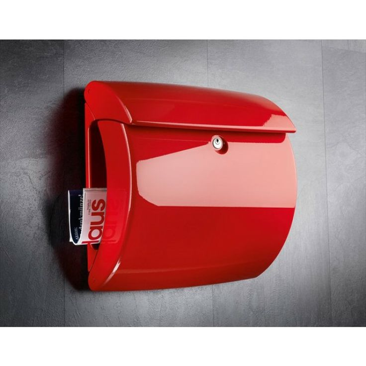 brievenbus-rood