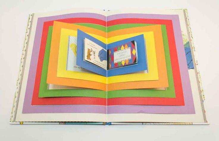 """""""Apri questo piccolo libro"""" Illustration by Suzy Lee. Corraini Edition"""