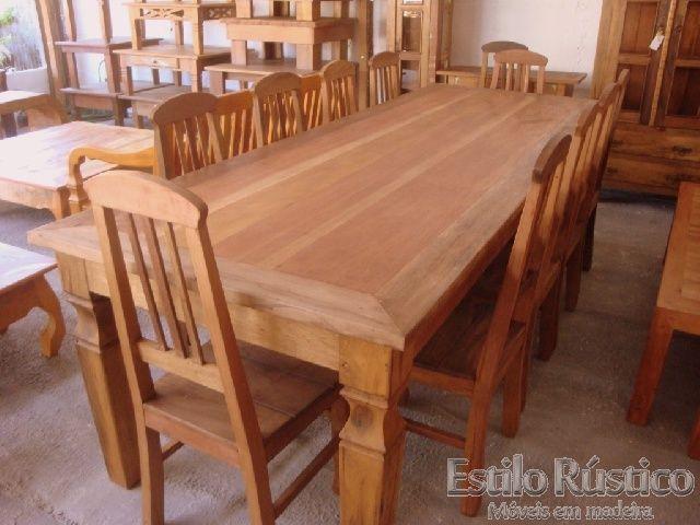 1000 ideias sobre mesa de madeira rustica no pinterest for Mesas para bar rusticas