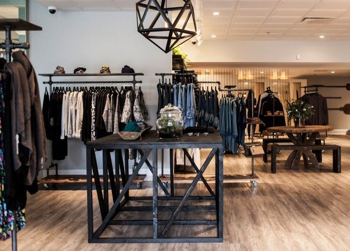 The 25+ best Clothing store interior ideas on Pinterest | Clothing ...