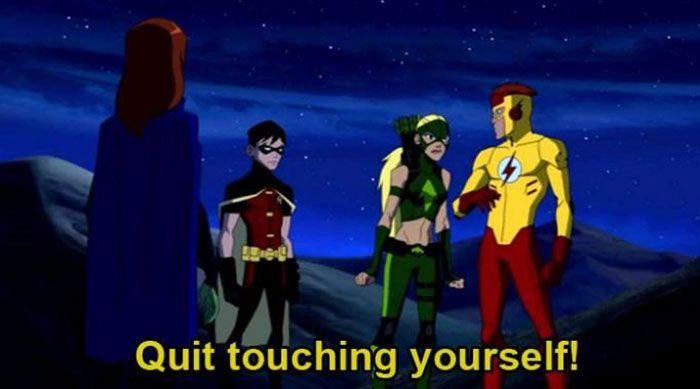Flash adult funny