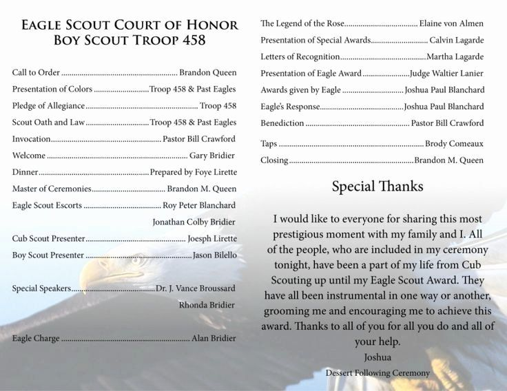 23 Eagle Scout Resume Example in 2020 Eagle scout, Eagle