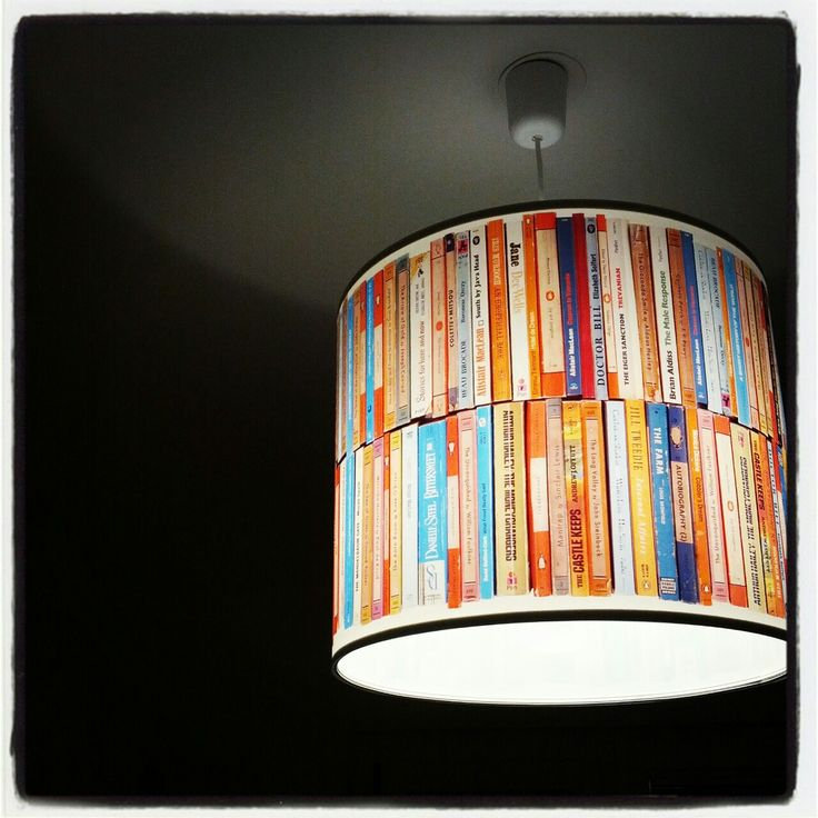 Nice Lamp Shade!!!