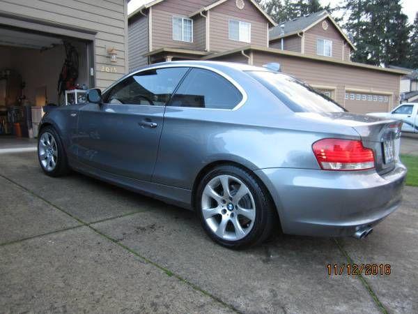2010 BMW 128I (Vancouver, Wa) $15000: < image 1 of 16 > 2010 BMW 128I condition: goodcylinders: 6 cylindersdrive: rwdfuel: gaspaint color:…