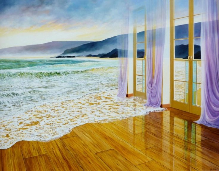 TOP 20 modern masterpiece Interesting oil paintings by contemporary artists by Neil Simon