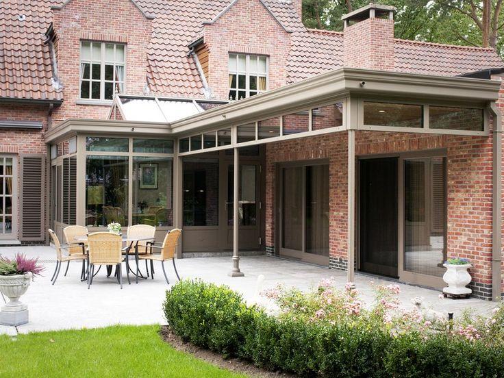 Veranda landelijke stijl google zoeken huis pinterest verandas - Huis met veranda binnenkomst ...