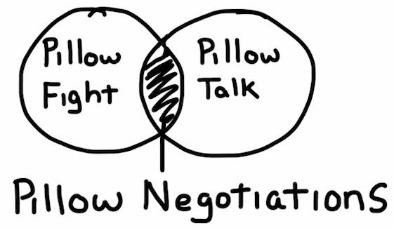 pillow negotiations demetri martin