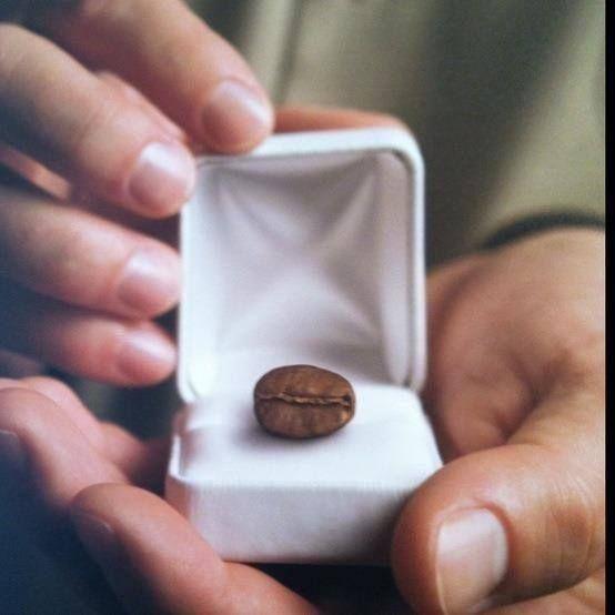 Oryginalne zaproszenie na kawę