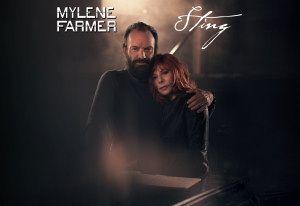Mylène Farmer avec Sting : Confirmation officielle / Constellations - Mylene.Net