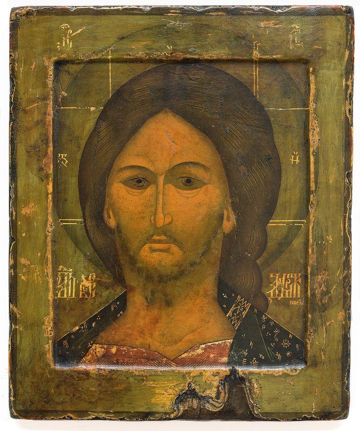 Ikoon: Christus 'Yaro Oko'