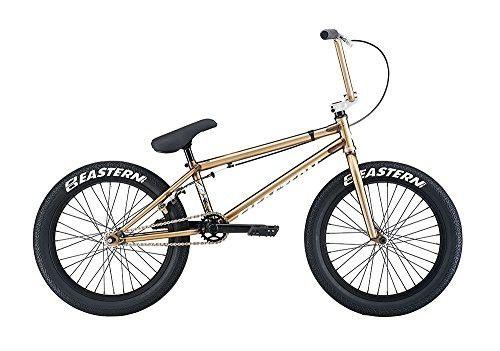 "Eastern Bikes BMX Bike - Shovelhead Trans Gold, 20"""
