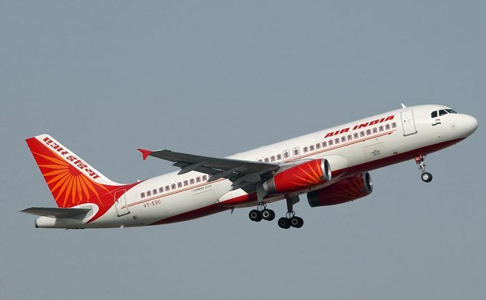 Heres Why Some Air India Airbus A320s Have Extra Wheels There
