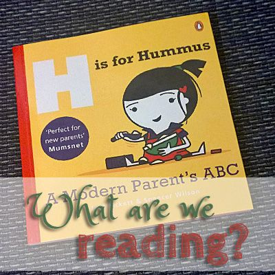 Love this book - an ABC for modern parents. The kids enjoys it too.