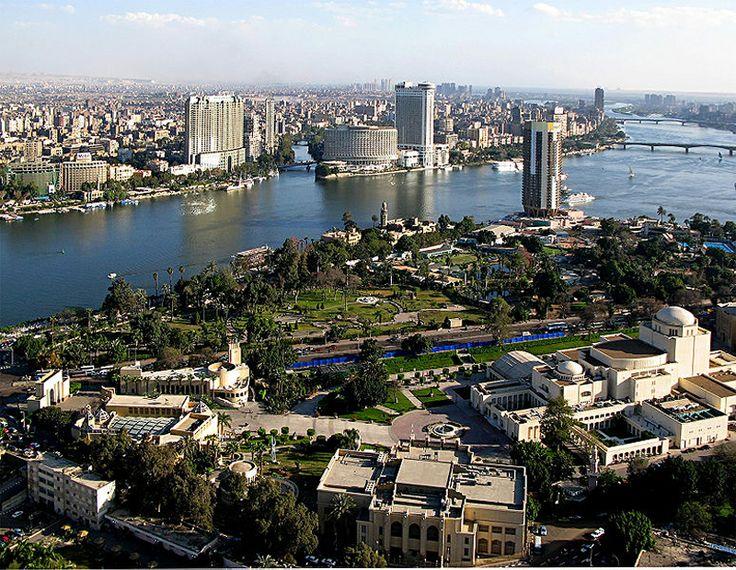 The Nile.