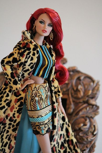 history of the barbie doll The next generation of barbie is to include seven skin tones, different  with this  new breed of barbie, mattel has created a doll for children to.