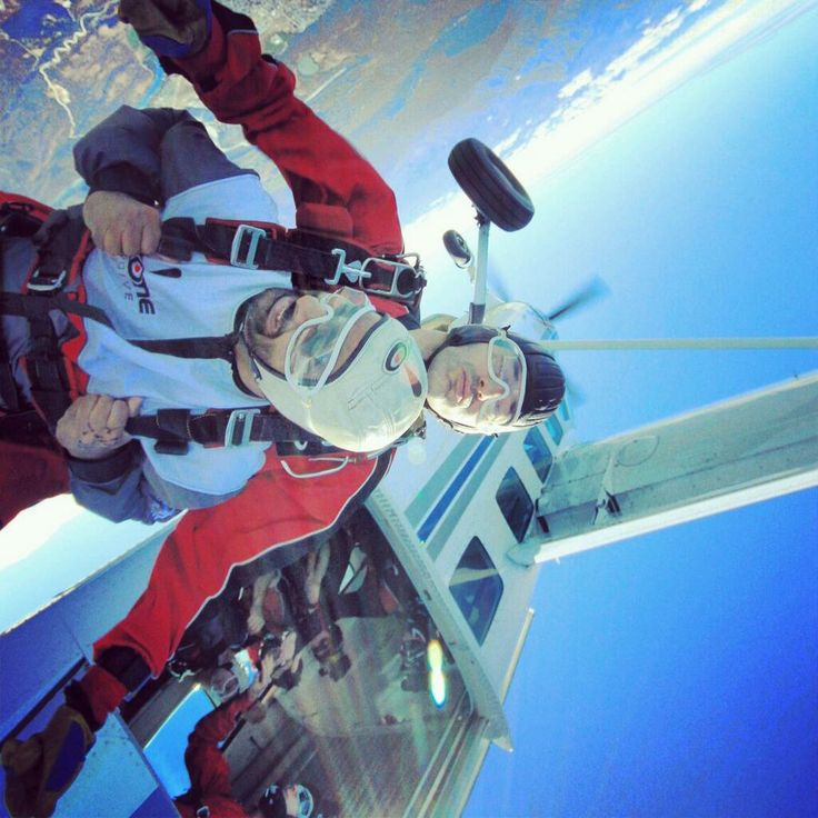 Hasan Chaudhry @AddictiveHC  ·  Mar 23 That moment when you look down and  are stunned #nzone #queenstown #newzealand #skydive @Nzone Skydive