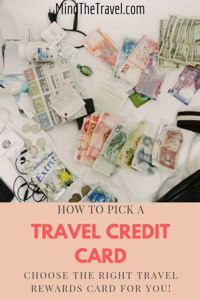 How To Pick A Travel Credit Card An Ideal Credit Card For You Travel Credit Cards Travel Rewards Credit Cards Best Travel Credit Cards