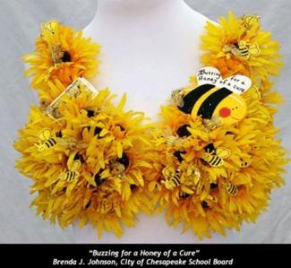 Bra-ha-ha for Breast Cancer