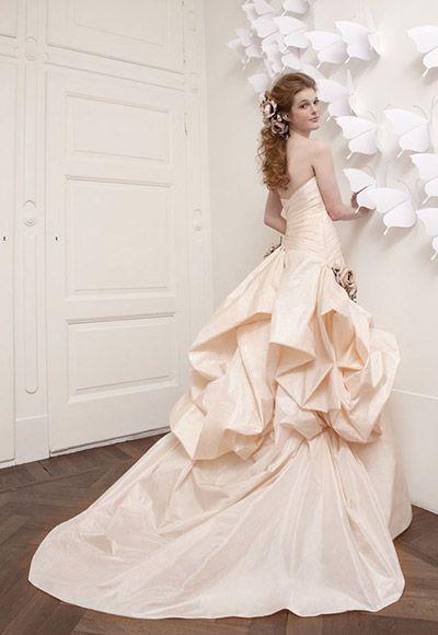 Rosa Cipria Bridal Gowns Collection » Atelier Aimée
