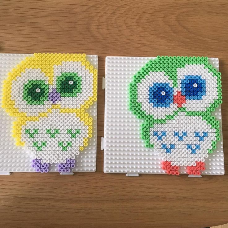 Owls hama beads by dlund83