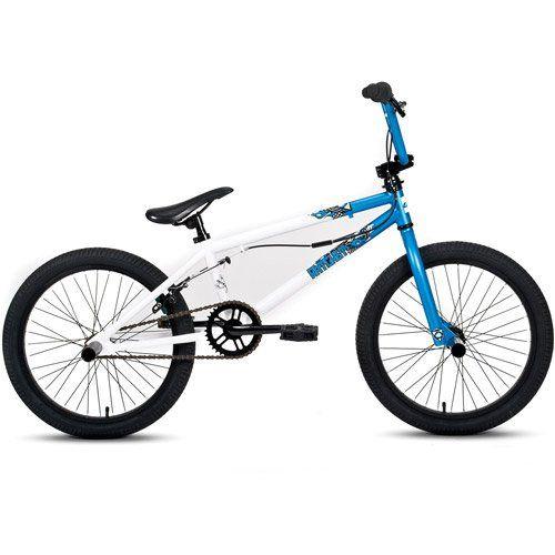 "Amazon.com : 20"" DK Ratchet BMX Bike, White : Bmx Bicycles : Sports & Outdoors"