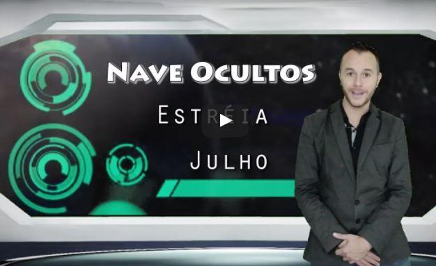 O canal Ocultos do YouTube faz uma reforma geral em seu cenário virtual, lançando a Nave Ocultos e irá produzir vídeos com convidados especiais e muito mais