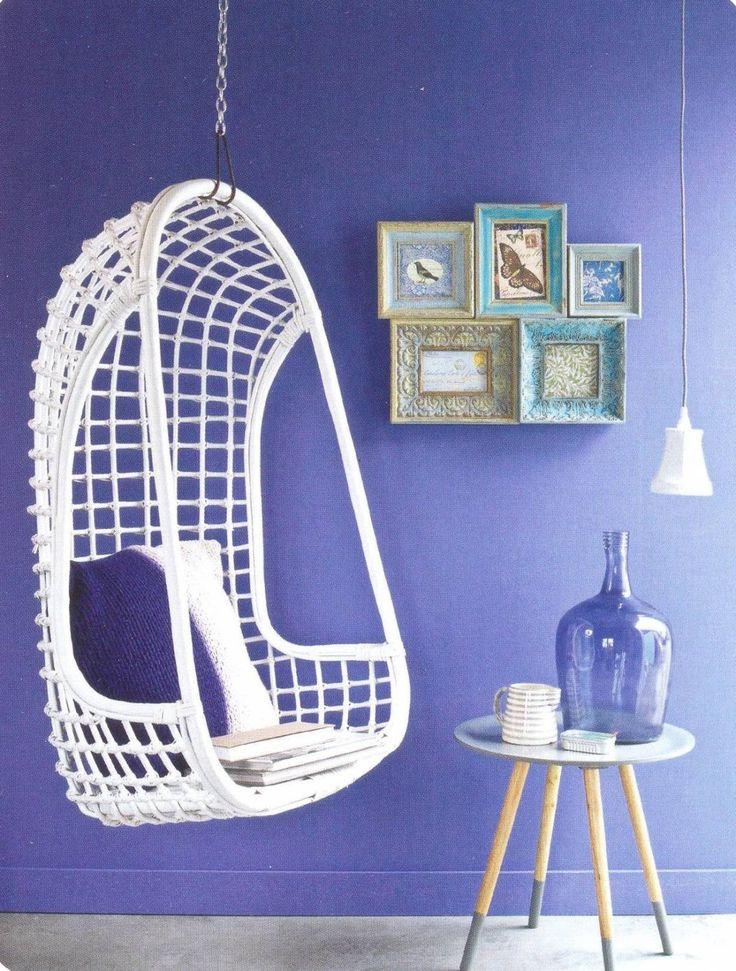 Blauwe Wooninspiratie door Ariadne at home