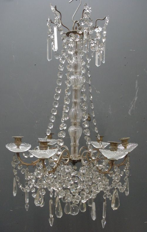 Antique French Chandelier from www,jasperjacks.com - 35 Best Antique French Chandeliers And Wall Lights Images On