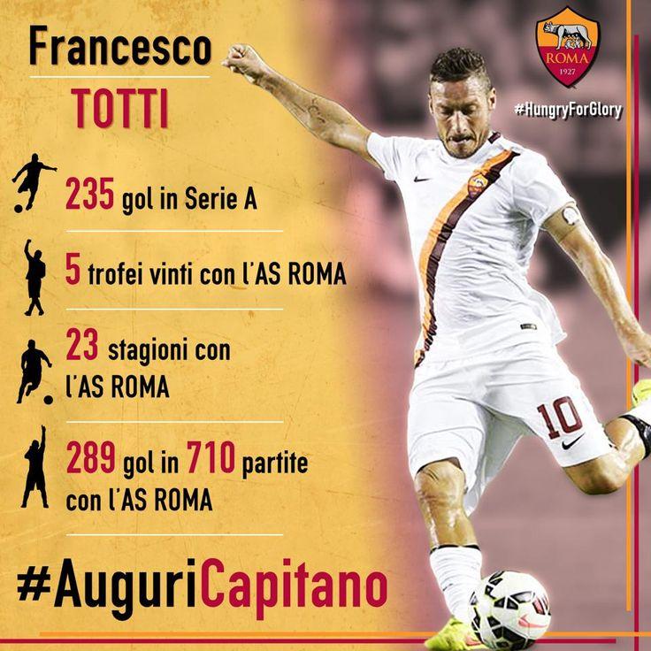 #capitano #Totti #AsRoma #footbal #soccer
