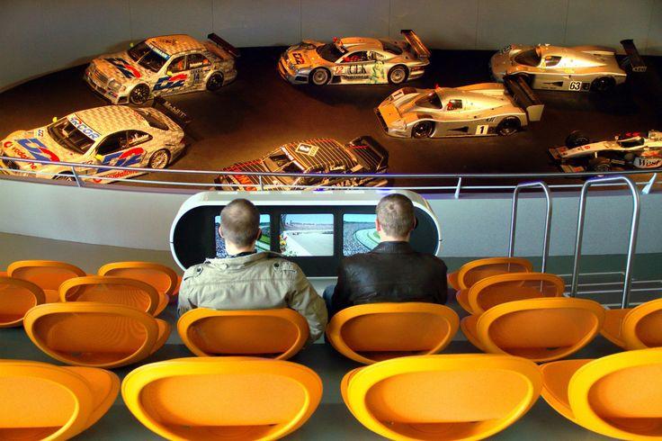 Alemanha tem museus e até hotel temático para fãs de carros