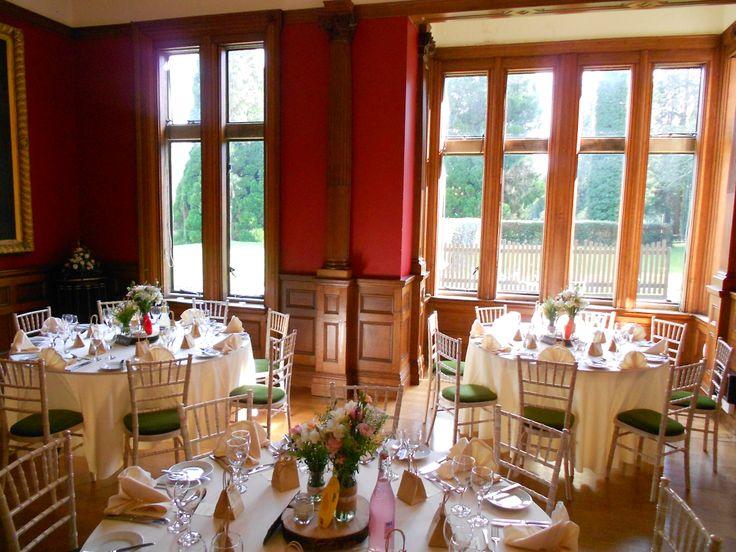 The Ballroom at Holne Park House