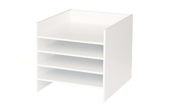 P.o. box shelf insert for IKEA Kallax shelf / by NewSwedishDesign